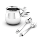 Silver Baby Spoons